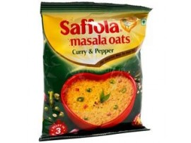 SAFFOLA CURRY OATS WITH PEPPER 40GM