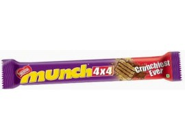 NESTLE MUNCH 4X4 12(28X 23GM)