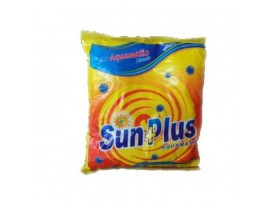 SUNPLUS DETERGENT POWDER 500GM