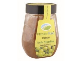 NATURE PURE AMLA MURABBA HONEY 250GM