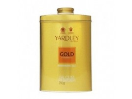 YARDLEY GOLD TALC 250GM