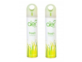GODREJ AER AIR FRESHER SPRAY FRESH LUSH GREEN 300ML