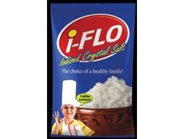 IFLO IODISED SALT 1 KG