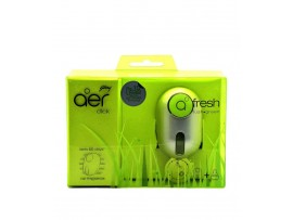 GODREJ AER CLICK CAR AIR FRESHNER FRESH LUSH GREEN 9ML