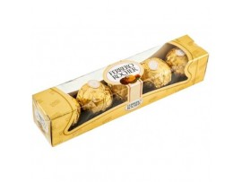 FERRERO ROCHER CHOCOLATE 5'S - 62.5GM