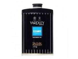 YADLEY ELEGANCE TALC 250GM