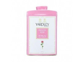YADLEY ENGLISH ROSE TALC 250GM