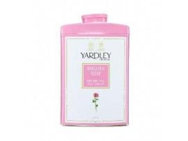 YADLEY ENGLISH ROSE TALC 250GM