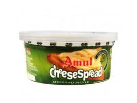 AMUL CHEESE SPREAD OREGANO PICKLE 200GM