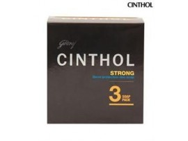 GODREJ CINTHOL STRONG/CONFIDENCE + SOAP 100GM
