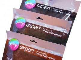 GODREJ EXPRT CREME HAIR COLOR BLACK BROWN 20GM