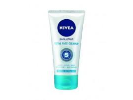 NIVEA PURE EFFECT TOTAL FACE CLEAN 150ML
