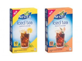 NESTEA ICED TEA LEMON HANG 12 10S X 100GM