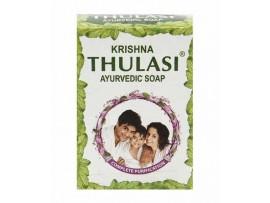 KRISHNA THULASI AYURVEDIC SOAP 75GM