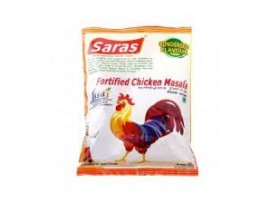 SARAS FORTIFIED CHICKEN MASALA 100GM