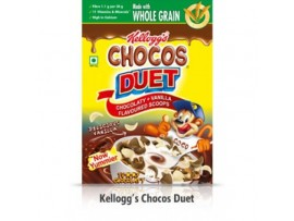 KELLOGG CHOCOS DUET K-PACK 27GM