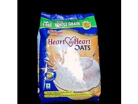KELLOGG HEART TO HEART OATS 500GM