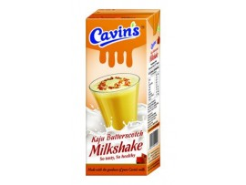 CAVINS MILKSHAKE KAJU BUTTERSCOTCH 200ML