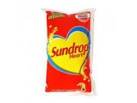 SUNDROP HEART SUNFLOWER OIL 1L PET