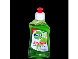 DETTOL DISH & SLAB GEL LIME SPLASH 200ML