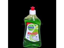 DETTOL DISH & SLAB GEL LIME SPLASH 400ML