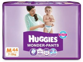 HUGGIES WONDER PANTS MEDIUM 44'S