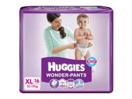 HUGGIES WONDER PANTS XTRA LARGE 16'S
