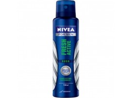 NIVEA FOR MEN DEO BODY SPRAY FRESH ACTIVE RUSH 150ML