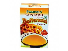 WEIKFIELD CUSTARD POWDER BUTTERSCOTCH 75GM