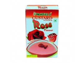 WEIKFIELD CUSTARD POWDER ROSE 75GM