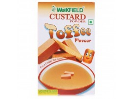WEIKFIELD CUSTARD POWDER TOFFEE 75GM