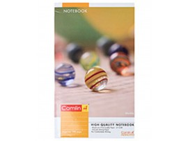 CAMLIN NOTE BOOK SINGLE LINE SOFT COVER 172 PAGES (272X167 MM)