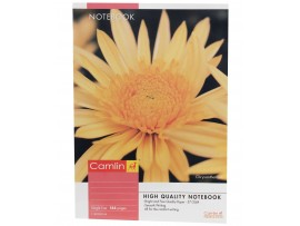 CAMLIN NOTE BOOK SINGLE LINE SOFT COVER 144 PAGES (297X210 MM)