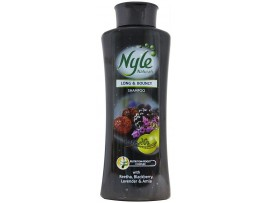 NYLE LONG & BOUNCY SHAMPOO 400ML