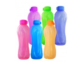 GOOD TIME PET BOTTLE PACK OF 6 1L ASSORTED