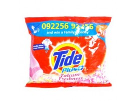 TIDE TALC DETERGENT POWDER 500 GM