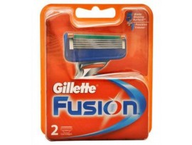 GILLETTE FUSION POWER RAZOR BLADE CARTRIDGES  2S