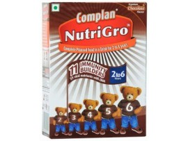 COMPLAN NUTRIGRO CHOCOLATE 400GM
