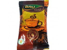 BRU GOLD INSTANT COFFEE 2 X 50GM