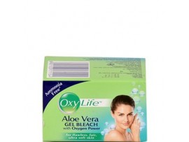 OXY LIFE ALOE VERA GEL BLEACH 8GM