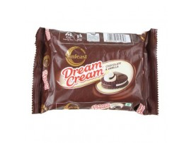 SUNFEAST DREAMCREAM CHOCLATE VANILLA 120GM