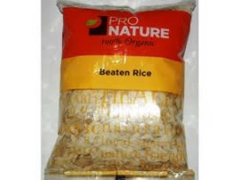 PRO NATURE BEATEN RICE 500GM