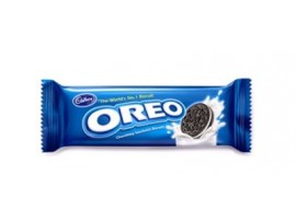CADBURY OREO VANILLA CREAM BISCUIT 50GM