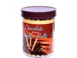 PICKWICK WAFER ROLL JAR CHOCOLATE 150GM