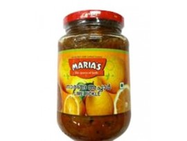 MARIAS LIME PICKLE 400GM