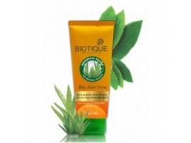 BIOTIQUE ALOEVERA SUN LOTION SPF-30 50GM