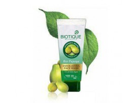 BIOTIQUE BIO PAPAYA EXFOLIATING FACEWASH 50ML