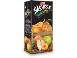 KDD HARVEST APPLE JUICE 200ML TETRA PACK