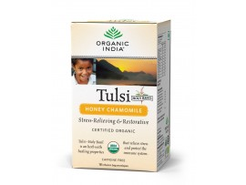ORGANIC TULSI TEA HONEY CHAMOMILE 18TEABAGS