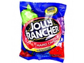 JOLLY RANCHERS ASSTD BAG 50GM